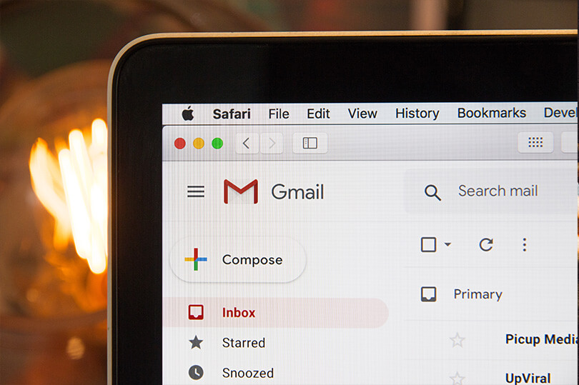 How to launch a new product using Email